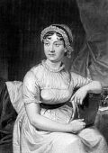 English author Jane Austen lived from 1775 to 1817. Her novels are highly prized not only for their light irony, humour, and depiction of contemporary English country life, but also for their underlying serious qualities.